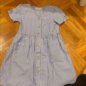 Zara kids dress size 11/12